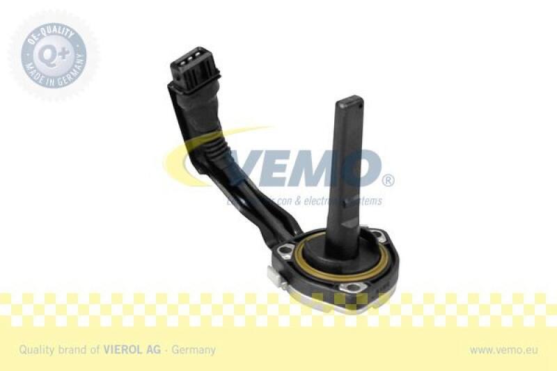 VEMO Sensor, Motorölstand Q+, Erstausrüsterqualität MADE IN GERMANY