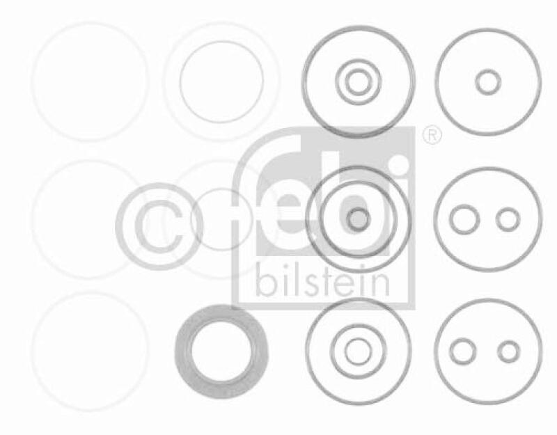 FEBI BILSTEIN Dichtungssatz, Lenkgetriebe