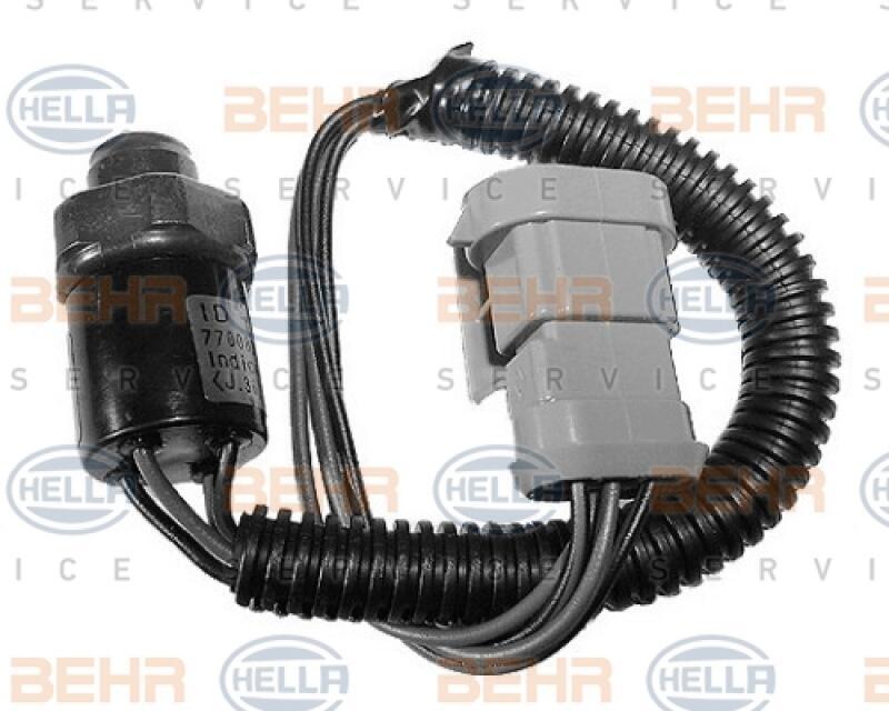HELLA Druckschalter, Klimaanlage BEHR HELLA SERVICE