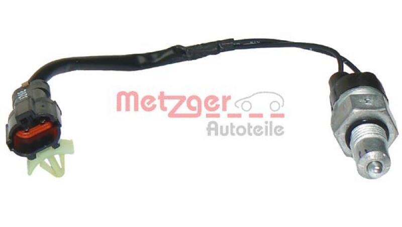 METZGER Schalter, Rückfahrleuchte Original Ersatzteil
