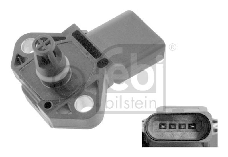 FEBI BILSTEIN Sensor, Ladedruck
