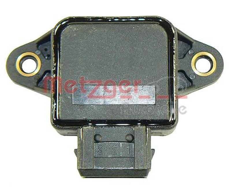 METZGER Sensor, Drosselklappenstellung