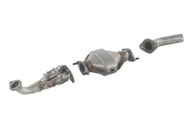 HJS Nachrüstsatz, Katalysator Oxi-Kat, Upgrade auf EURO2