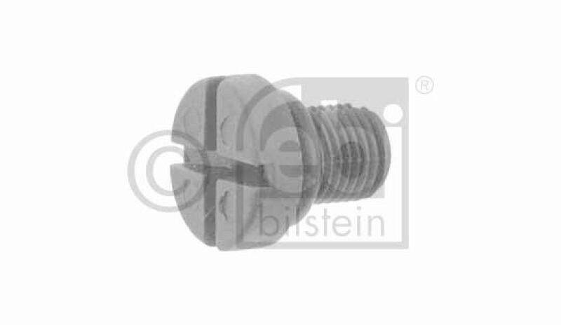 FEBI BILSTEIN Entlüfterschraube/-ventil, Kühler