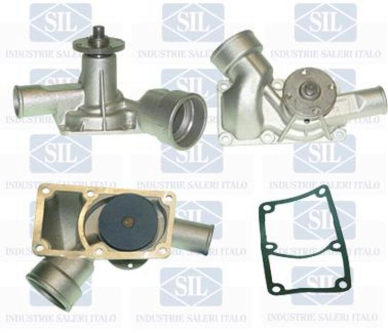 Saleri SIL Wasserpumpe