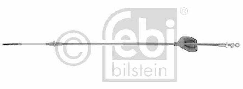 FEBI BILSTEIN Seilzug, Automatikgetriebe
