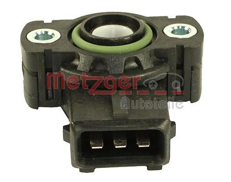 METZGER Sensor, Drosselklappenstellung Original Ersatzteil