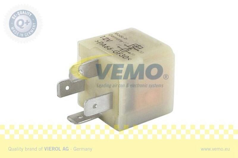 VEMO Relais, Klimaanlage Q+, Erstausrüsterqualität MADE IN GERMANY