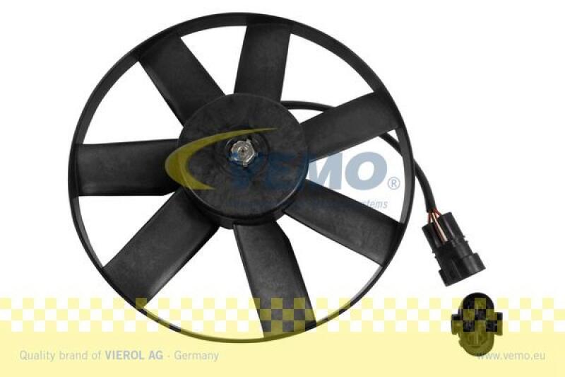 VEMO Elektromotor, Kühlerlüfter Q+, Erstausrüsterqualität