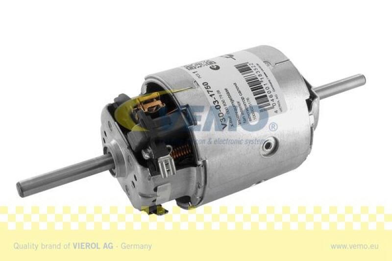 VEMO Elektromotor, Innenraumgebläse Q+, Erstausrüsterqualität
