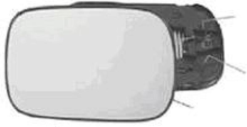 Spiegelglas au enspiegel links volvo xc90 i ebay for Spiegel xc90