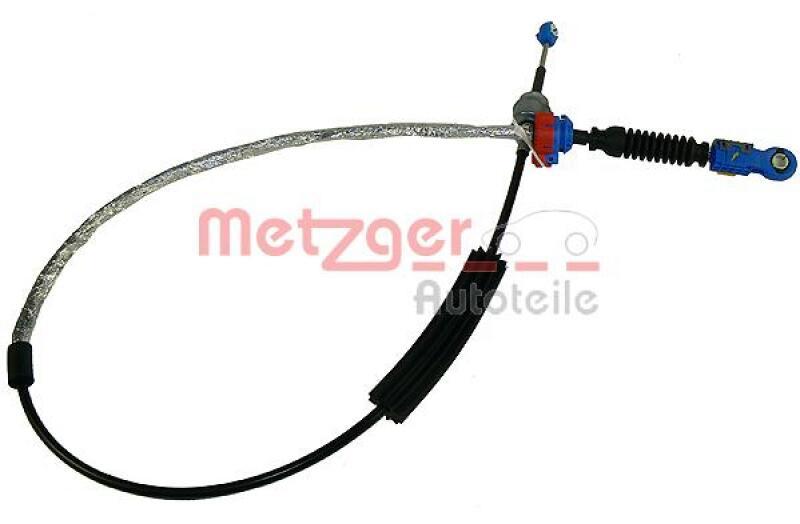METZGER Seilzug, Automatikgetriebe Original Ersatzteil