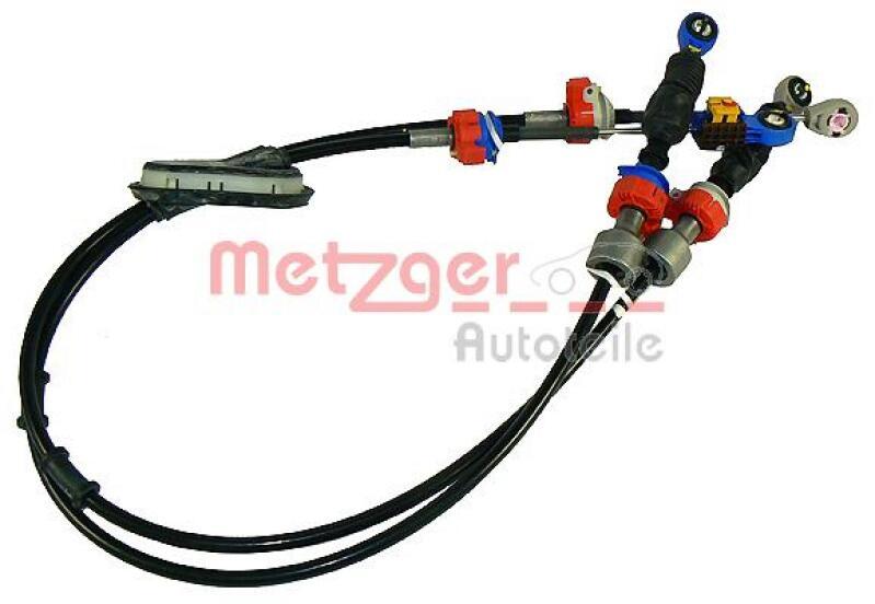 METZGER Seilzug, Schaltgetriebe Original Ersatzteil