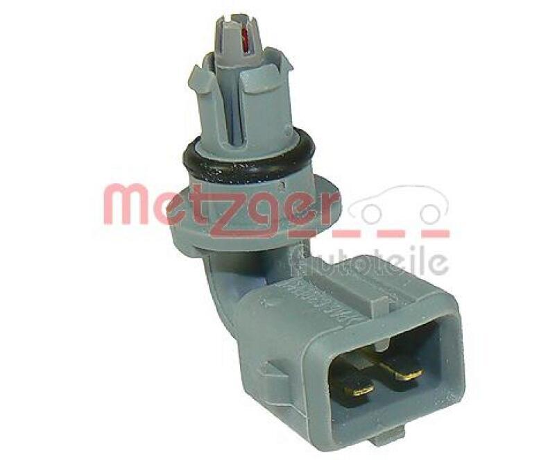 METZGER Sensor, Ansauglufttemperatur Original Ersatzteil