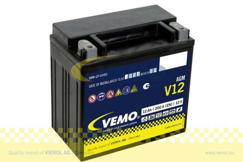 VEMO Versorgungsbatterie