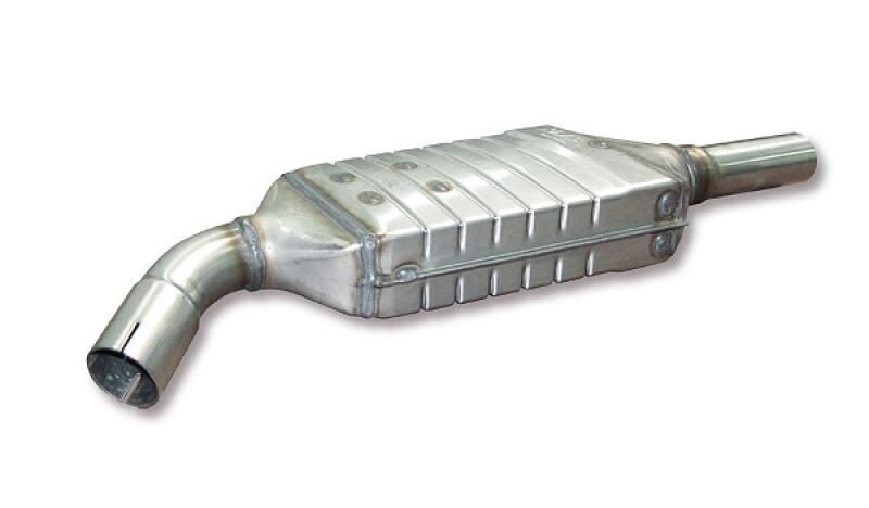HJS Nachrüstsatz, Katalysator/Rußpartikelfilter (Kombisystem) Original-DPF® City-Filter®