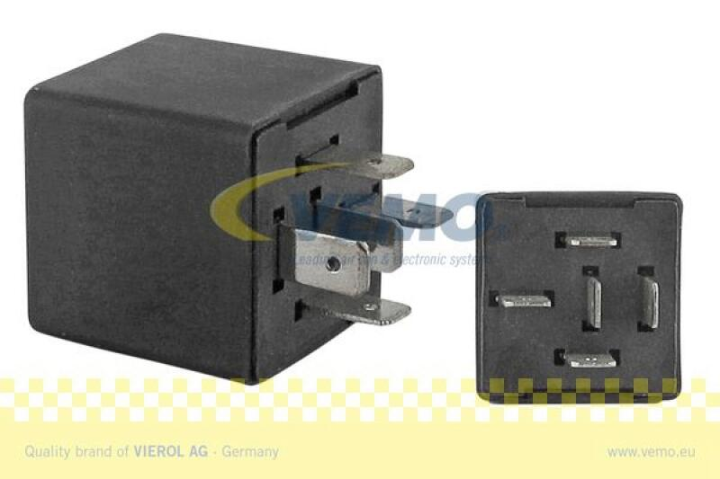 VEMO Relais, Klimaanlage Q+, Erstausrüsterqualität