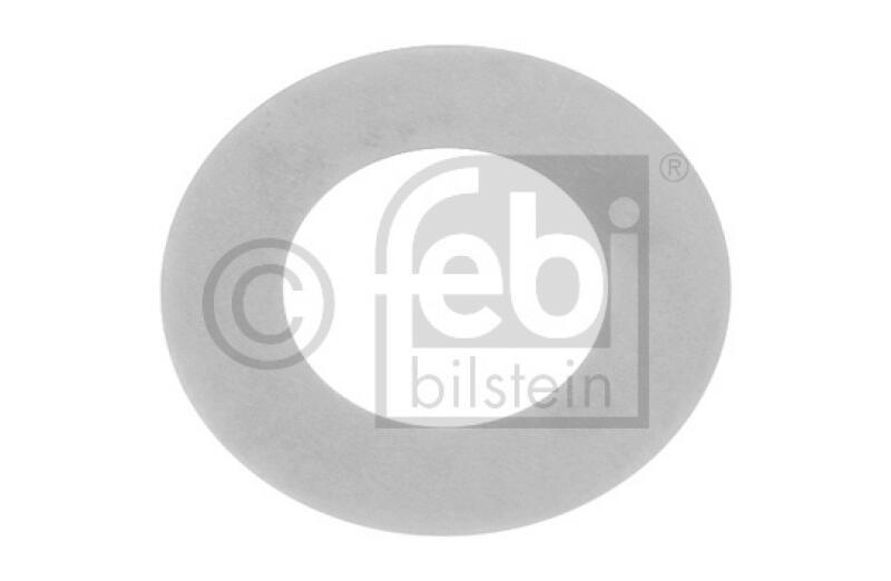 FEBI BILSTEIN Unterlegscheibe, Riemenscheibe-Kurbelwelle