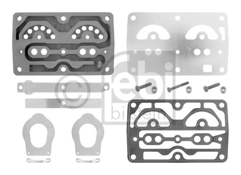 FEBI BILSTEIN Ventilplatte, Druckluftkompressor