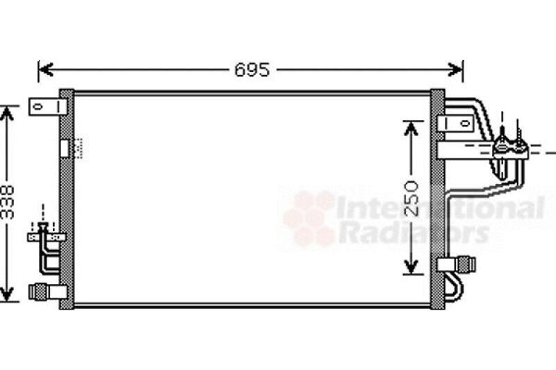 kondensator klimaanlage ebay. Black Bedroom Furniture Sets. Home Design Ideas