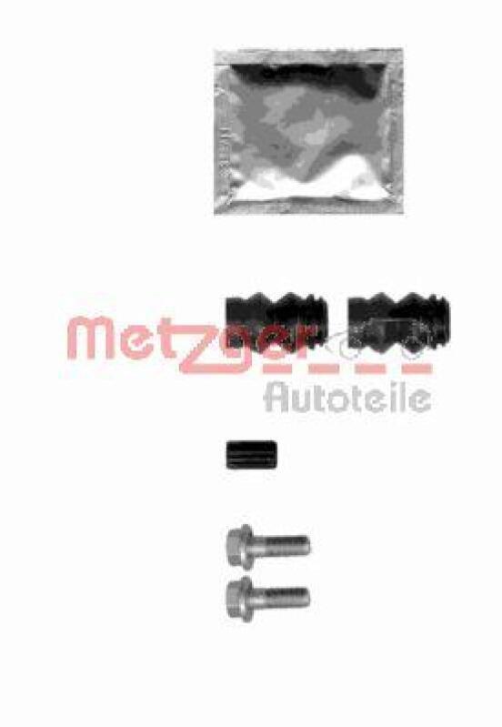 METZGER Zubehörsatz, Bremssattel