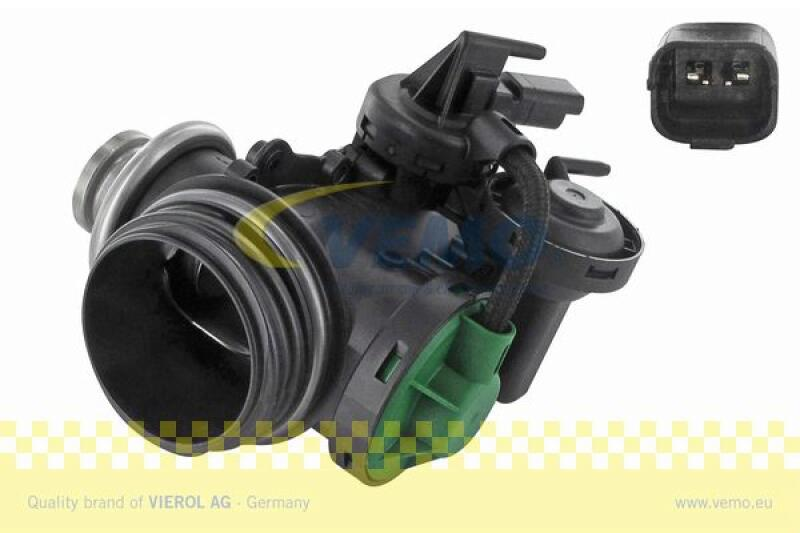 VEMO AGR-Ventil Q+, Erstausrüsterqualität MADE IN GERMANY