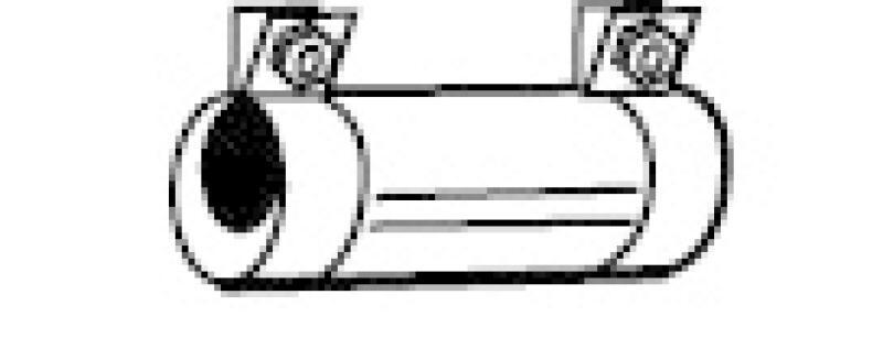 WALKER Rohrverbinder, Abgasanlage