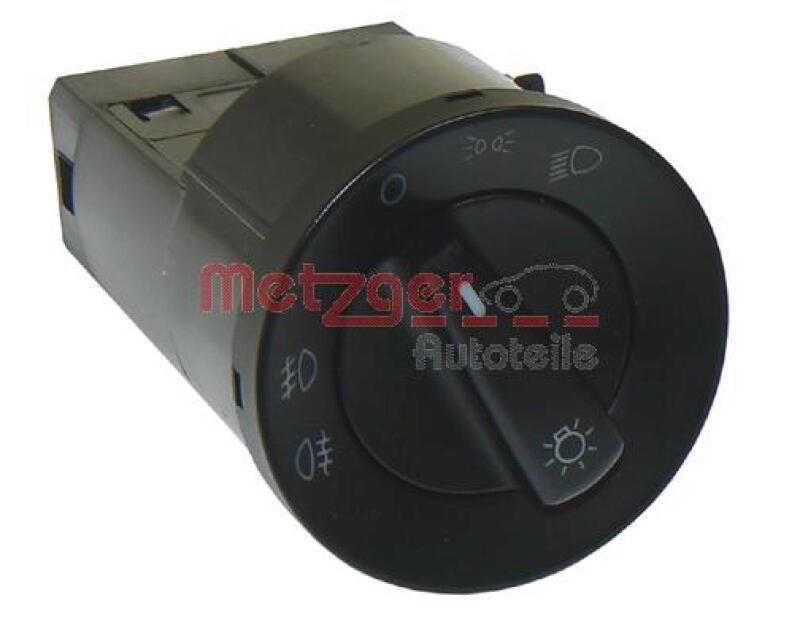 METZGER Schalter, Hauptlicht