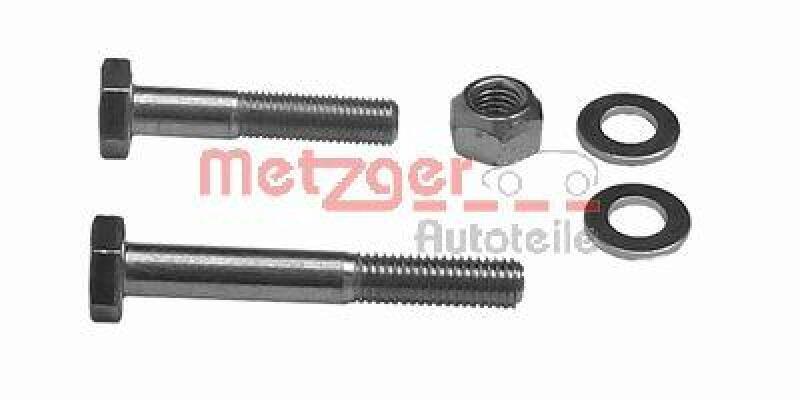 METZGER Montagesatz, Lenker