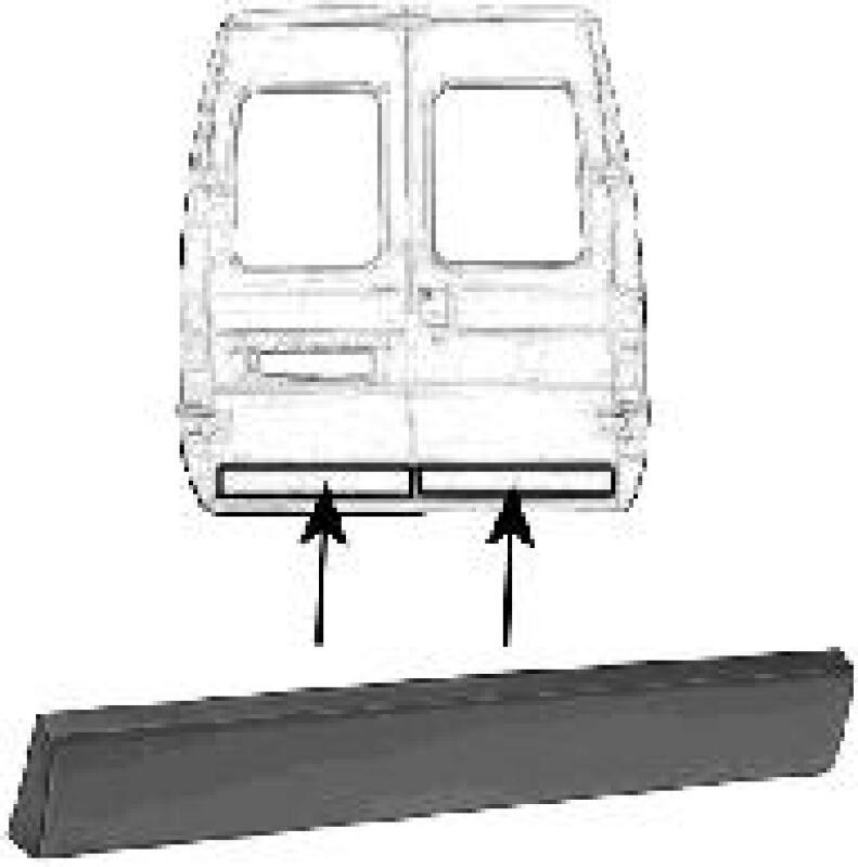 Zier-/Schutzleiste, Tür