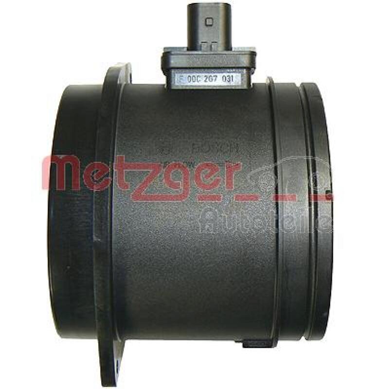METZGER Luftmassenmesser Original Ersatzteil