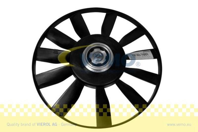 VEMO Lüfterrad, Motorkühlung Q+, Erstausrüsterqualität