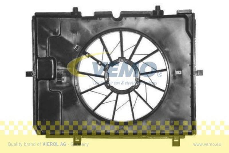 VEMO Rahmen, Motorkühler