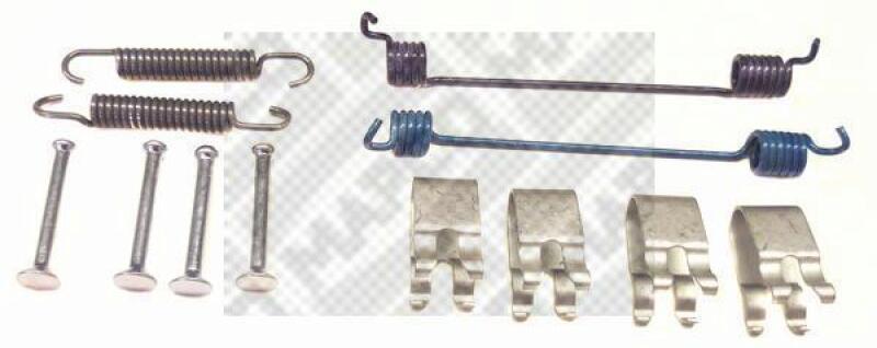 MAPCO Zubehörsatz, Bremsbacken