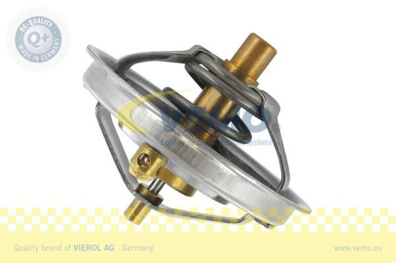 VEMO Thermostat für Kühlmittel / Kühlerthermostat Q+, Erstausrüsterqualität MADE IN GERMANY