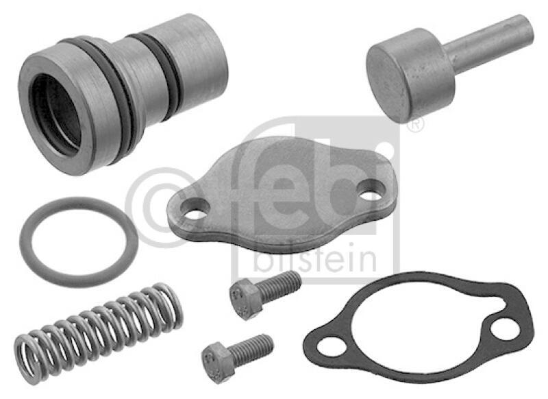 FEBI BILSTEIN Reparatursatz, Überdruckventil (Druckluftkompressor)