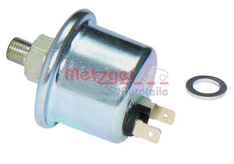 METZGER Sensor, Öldruck