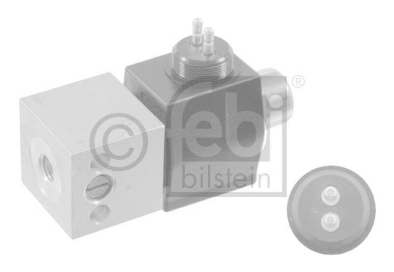 FEBI BILSTEIN Magnetventil, Schaltzylinder