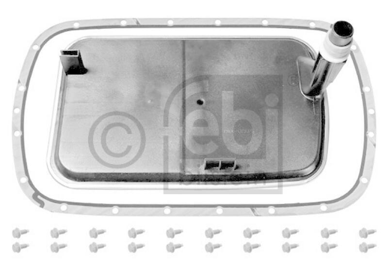 FEBI BILSTEIN Hydraulikfiltersatz, Automatikgetriebe
