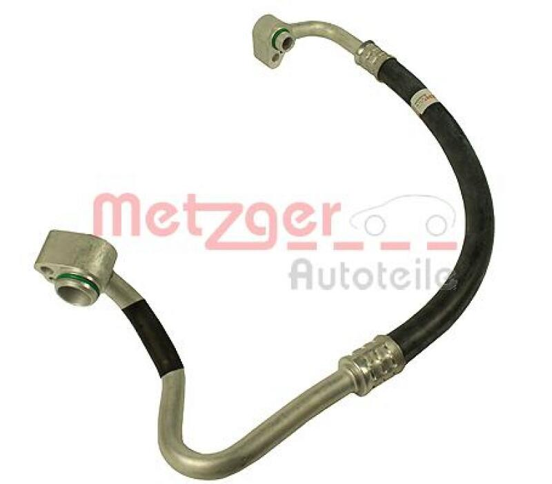 METZGER Niederdruckleitung, Klimaanlage