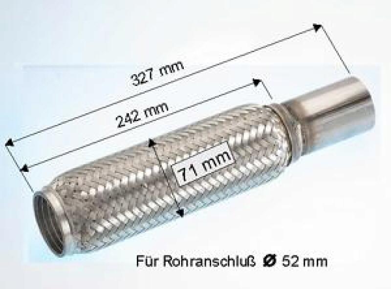 EBERSPÄCHER Flexrohr, Abgasanlage