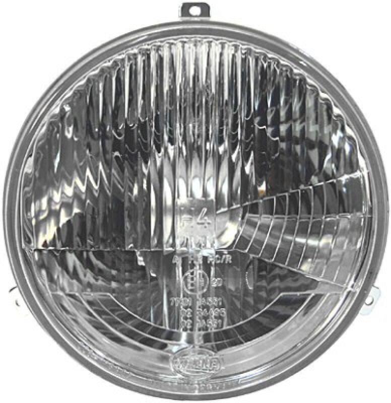 HELLA Reflektor, Hauptscheinwerfer