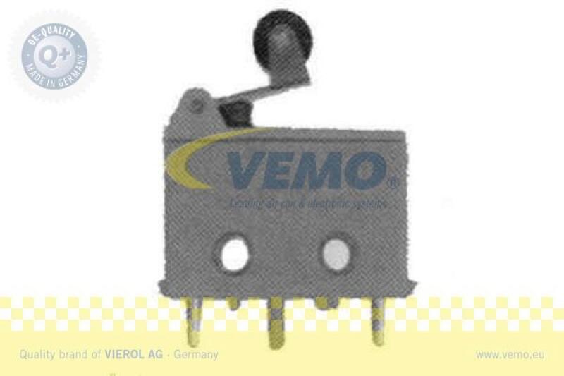 VEMO Schalter, Rückfahrleuchte Q+, Erstausrüsterqualität MADE IN GERMANY