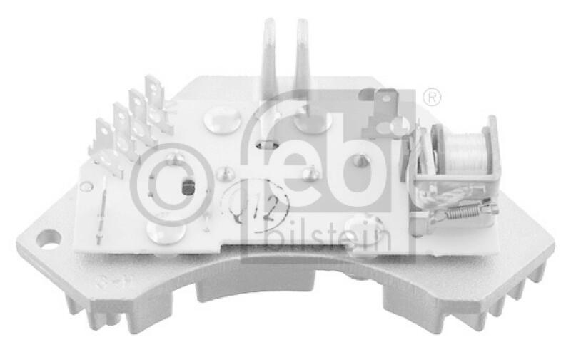 FEBI BILSTEIN Steuergerät, Heizung/Lüftung