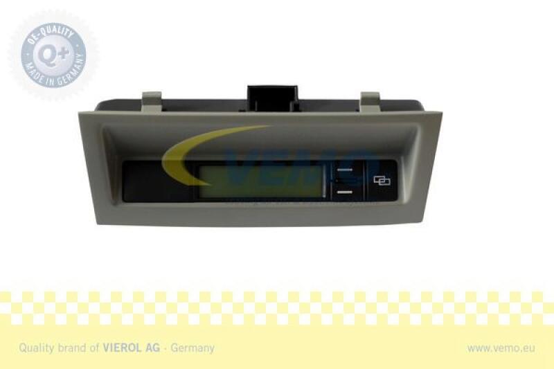VEMO Multifunktionsanzeige Q+, Erstausrüsterqualität MADE IN GERMANY