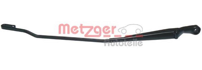 METZGER Wischarm, Scheibenreinigung Original Ersatzteil
