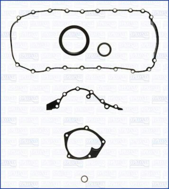 AJUSA Dichtungssatz, Kurbelgehäuse