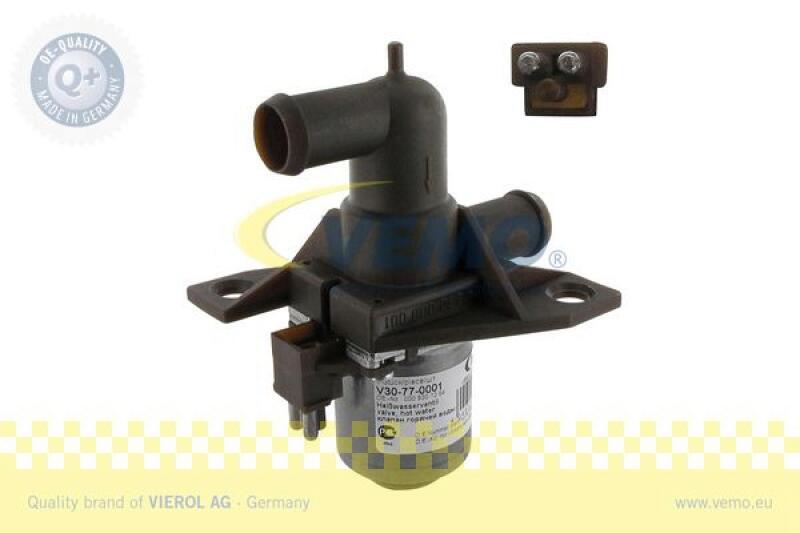 VEMO Kühlmittelregelventil Q+, Erstausrüsterqualität MADE IN GERMANY