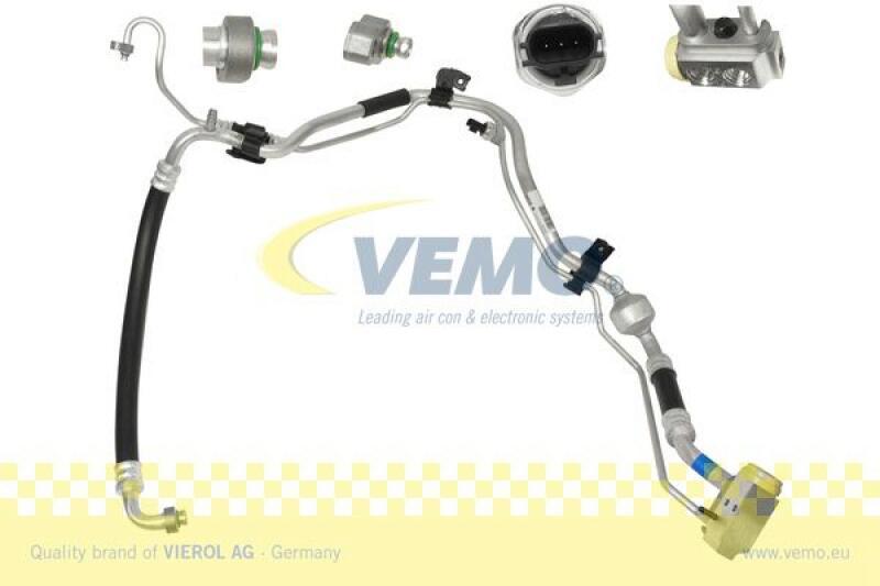 VEMO Niederdruckleitung, Klimaanlage Q+, Erstausrüsterqualität