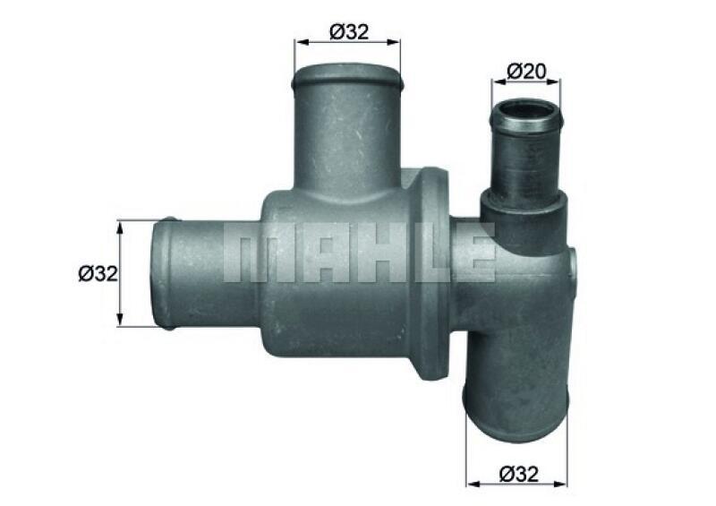 BEHR Thermostat für Kühlmittel / Kühlerthermostat
